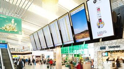 TMF digital signage